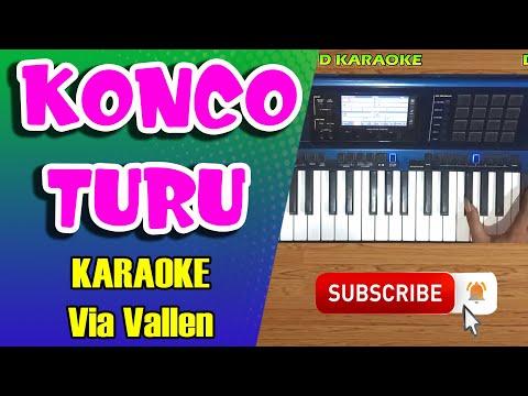 KONCO TURU versi koplo karaoke tanpa vokal