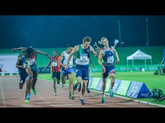 Kabelo Mohlosi snatches SA 800m title (2019)