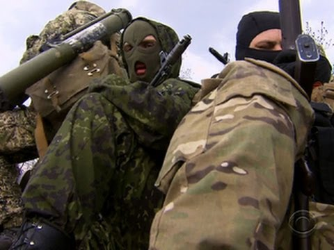 Pro-Russia separatists seize