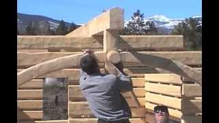 Cutting An Arched Tie Beam