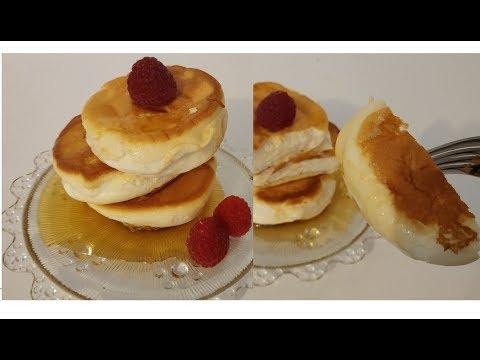 recette-de-pancakes-japonais-soufflés