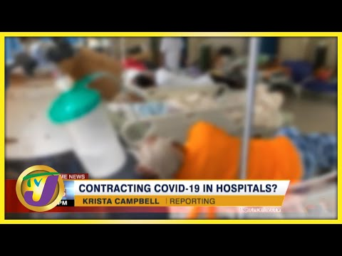 Contracting Covid-19 in Hospitals? TVJ News - Sept 16 2021