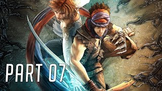 Prince of Persia 2008 PC |100% - All Light Seeds| Walkthrough 07 (The Reservoir)