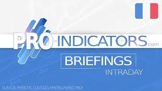 Briefing Intraday du 11/04/19 - zzZZzzZZzz.. Pas de volat