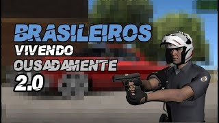 Live - BRASILEIROS VIVENDO OUSADAMENTE 2.0 / O BVO VOLTOU ( NOVO IP )   #RUMOA18K