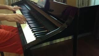 รักเธอให้น้อยลง (piano cover by Gun)