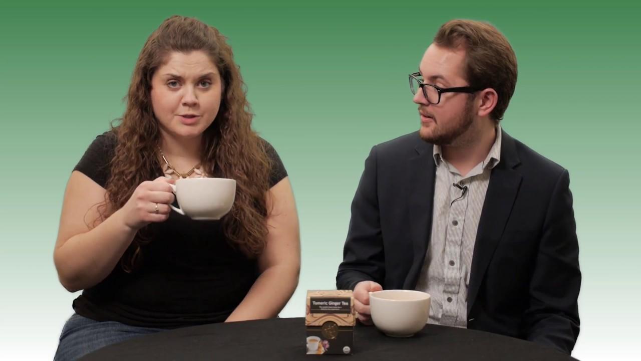Buddha Teas Turmeric Ginger Tea