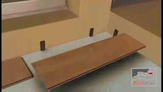 Как собирать ламинат видео укладка ламината видео монтаж ламината видео настилка ламината видео укла(, 2014-01-31T19:47:55.000Z)
