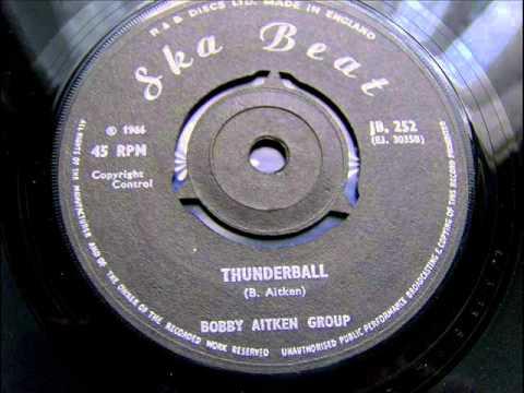 BOBBY AITKEN GROUP --    THUNDERBALL
