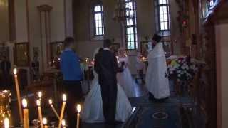 Венчание в Комсомольске на Перваке