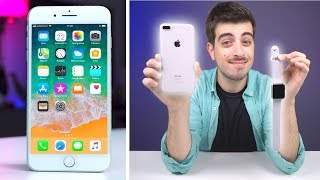 Troquei para o IPHONE 8 PLUS !! -Valeu a Pena?