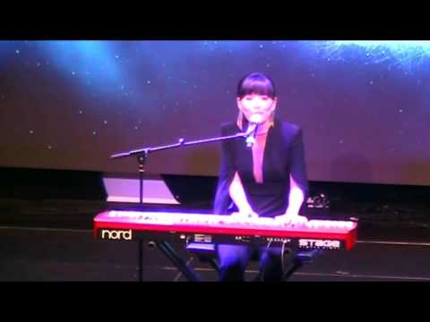 Dami Im - Sound Of Silence (Acoustic at Australian Embassy Party)