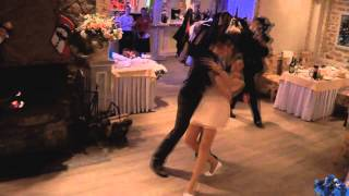 "Свадебный танец - Танец ""Шаг вперед"" - Александр и Марина"