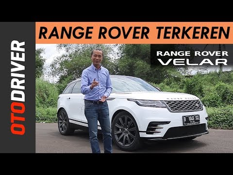 Range Rover Velar 2018 Review Indonesia | OtoDriver