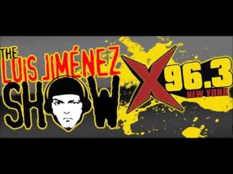 Luis Jimenez Show 17 de Enero de  2018