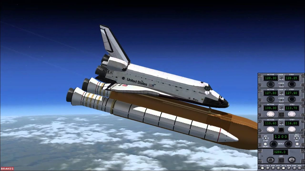 space shuttle for fsx - photo #7