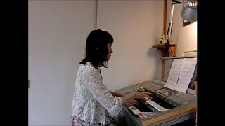 NHK朝ドラ「半分、青い。」のBGMを耳コピしました。 第1話の冒頭、鈴愛(...