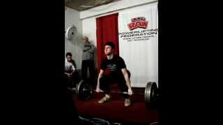 Heartbreak Classic 390 lbs. Deadlift