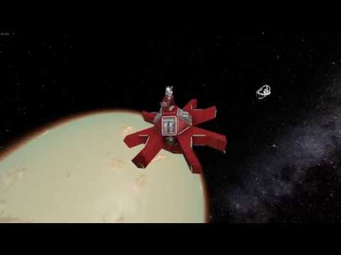 [Space Engineers] Simple Orbiting Micro Turret