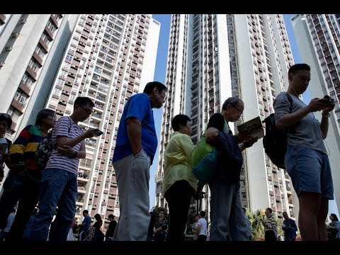 Record Numbers Vote In Hong Kong's Elections