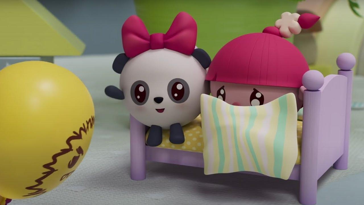 Малышарики - Крокозябра - 188 серия - Новые серии - Мультики 2021 для малышей