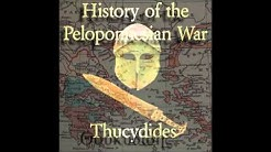 The History of the Peloponnesian War (FULL Audiobook) 1/2