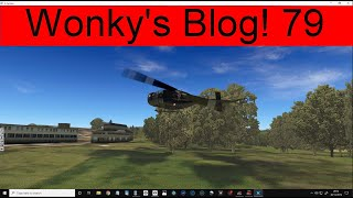 X Plane. UH-1 Low And Slow! Slow With the Nimbus UH-1. Can't sleep this might be the video for you.