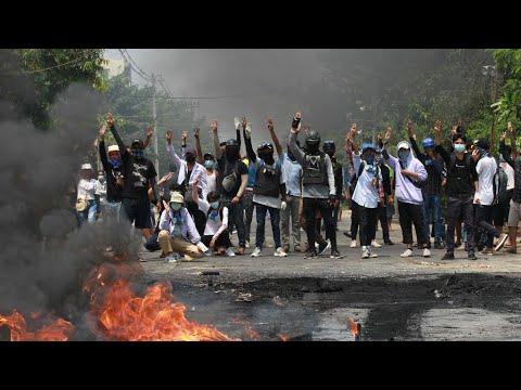 بورما: تنديدات وإدانات دولية بعد يوم دام من المواجهات -المروعة- بين الجيش والمتظاهرين