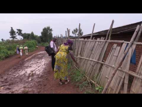 Visite du projet ferme-école de la Fondation Milondola à Ikoma  en RD Congo - Février 2017