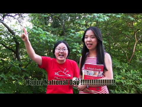 national day video Grier School 2015