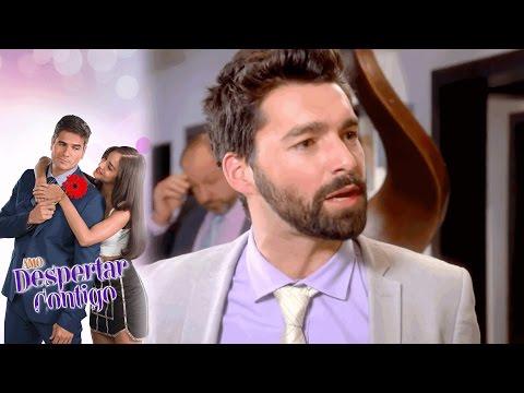 Federico demanda a Maia | Despertar Contigo - Televisa