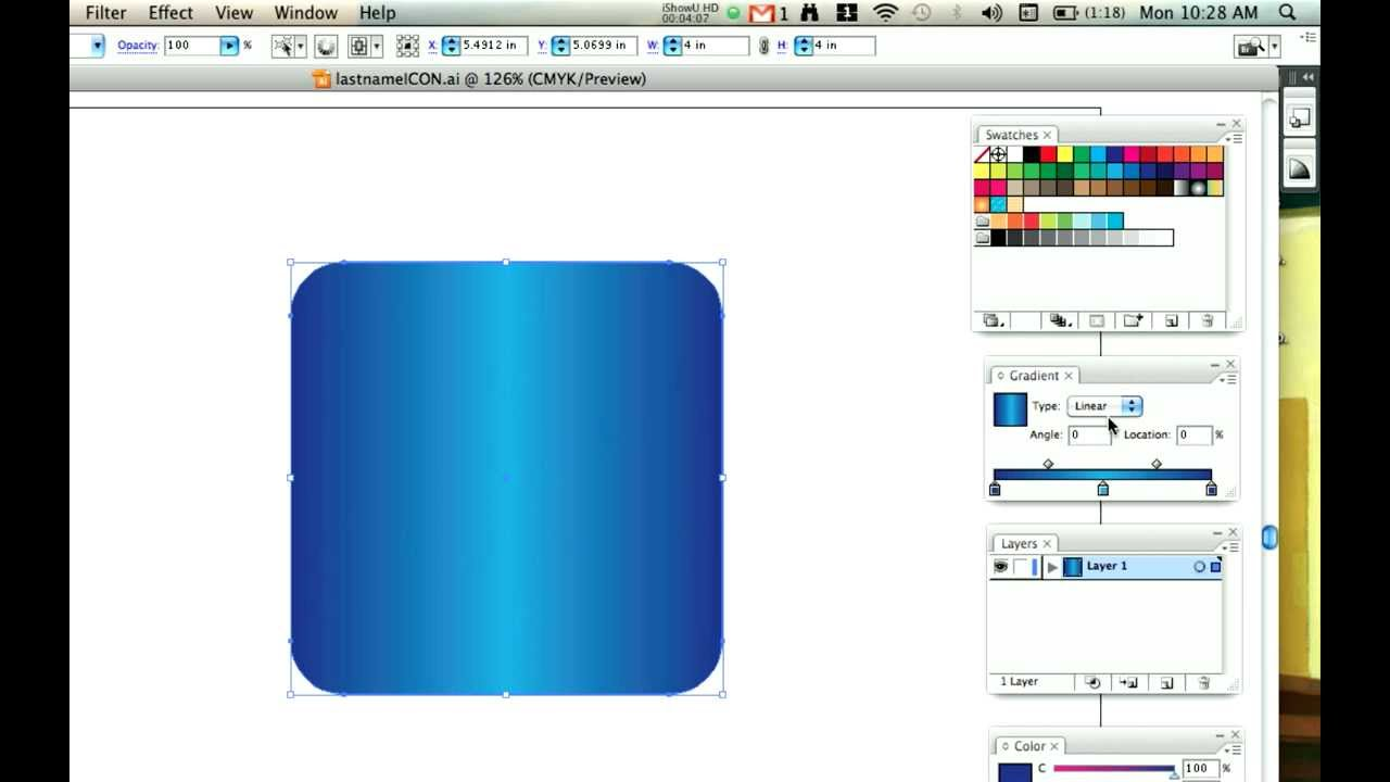 How To Make An App Icon With Adobe Illustrator