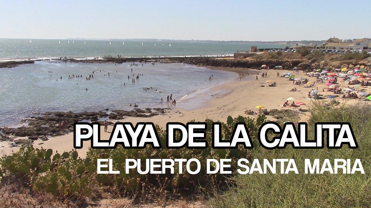 Conoces la playa de la calita en el puerto de santa maria - El puerto santa maria ...