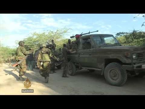 Somalia conflict triggers displacement crisis