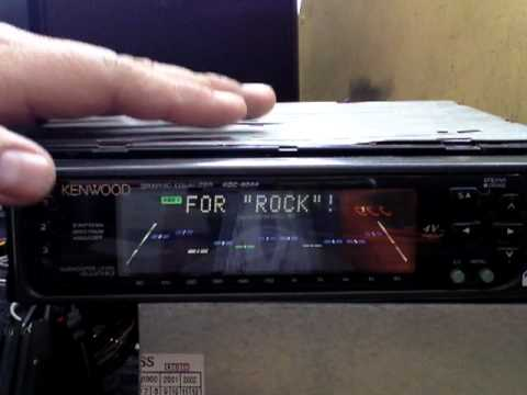 kenwood kgc 9044 youtube rh youtube com Kenwood Car Equilizers Kenwood Crossover