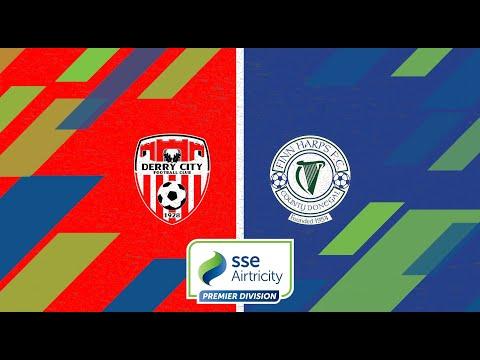 Premier Division GW9: Derry City 1-2 Finn Harps