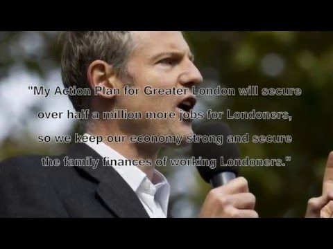 Zac Goldsmith for Mayor of London