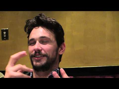 James Franco Talks About Scott Haze