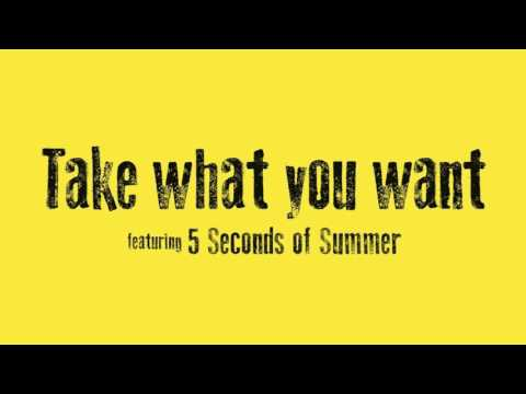 ONE OK ROCK - Take what you want (featuring 5 Seconds of Summer)[Regular Edition Japan ver.]