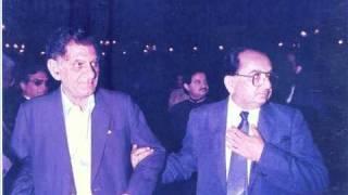 Anand Bakshi Singing (Part 3) Deewane Tere Naam Ke-Saudagar 1991