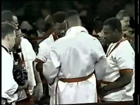Larry Holmes vs Tim Anderson