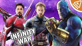 Could Avengers Infinity War's Deaths Be Permanent? (Nerdist News w/ Jessica Chobot)