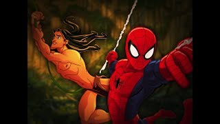 Spider-Man Vs. Tarzan Rap Battle.mp3