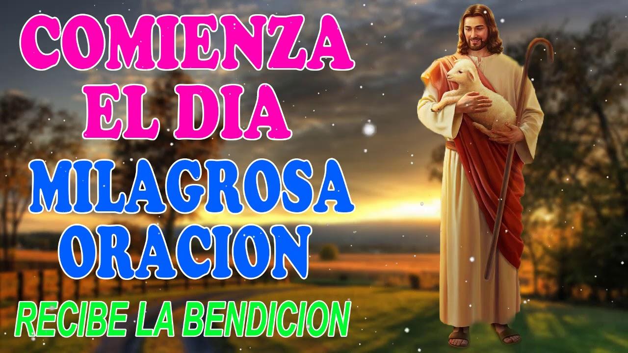 Comienza el día con esta Milagrosa Oración y recibe la Bendición del Señor