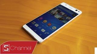 Schannel - Đánh giá nhanh Xperia C5 Ultra tại Việt Nam : Viền siêu mỏng, cấu hình ổn