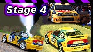 Arcade Level 4 - Mobil 1 Rally Championship 2000
