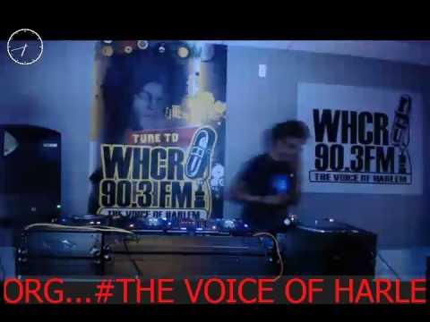 WHCR FM HARLEM DANCE PARTY 12.27.16