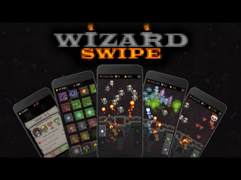 Wizard Swipe — Official trailer