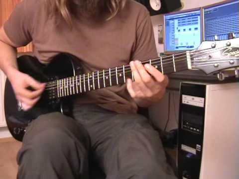 In Flames - Cover - The Quiet Place