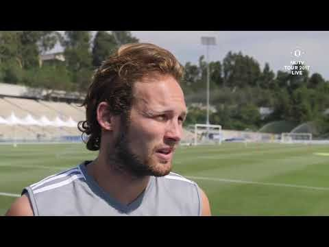 Daley Blind Exclusive Interview - United US Tour 2017